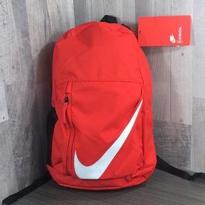 Nike Elemental Backpack Red/White BAG Gym